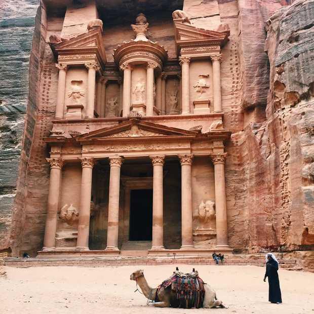 Ontdek de geheimen van Petra