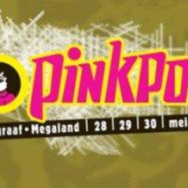 Grote namen op Pinkpop 2010
