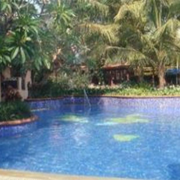 Top 10 hotels met mooie zwembaden