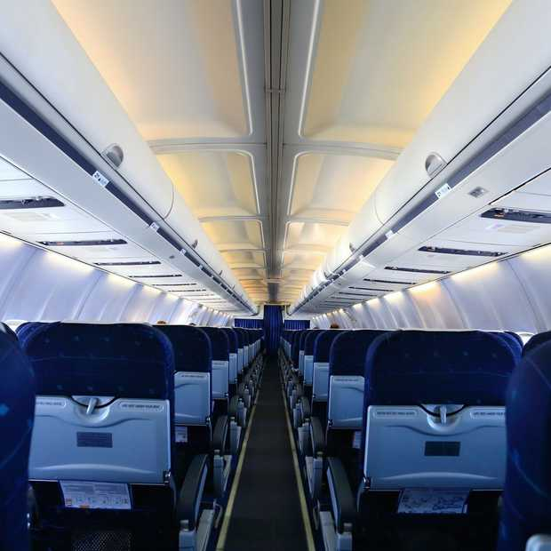 PowerSiesta: eindelijk lekker slapen in het vliegtuig