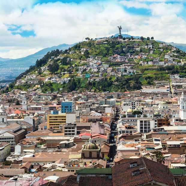 Quito in Ecuador, beste bestemming van Zuid-Amerika