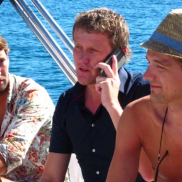 Nieuw seizoen 'Red mijn vakantie' met Alberto Stegeman en Rob Geus vanavond van start