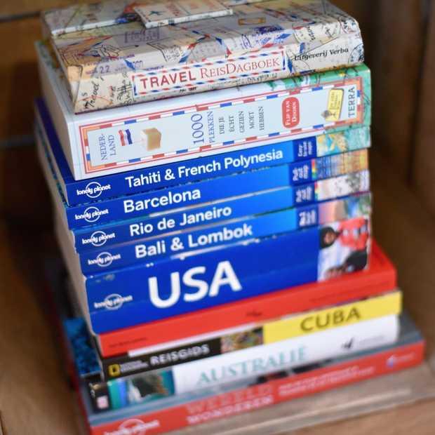 De 10 leukste reisboeken