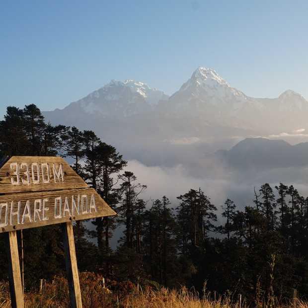 Reizen door Nepal? Doen!