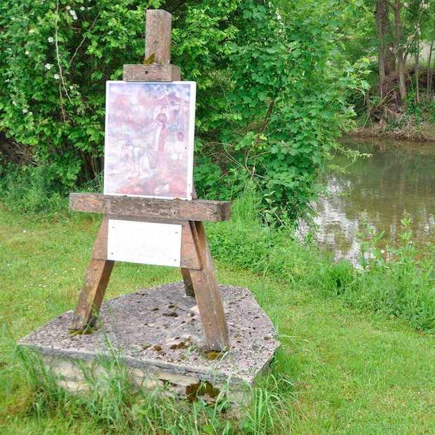 Espace Renoir Essoyes: duik in het leven van de Franse schilder