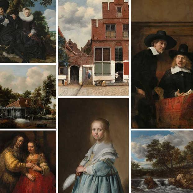 Het Rijksmuseum is nu volledig virtueel beschikbaar via Google