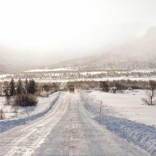 Een roadtrip langs de Noorse kust in 25 foto's