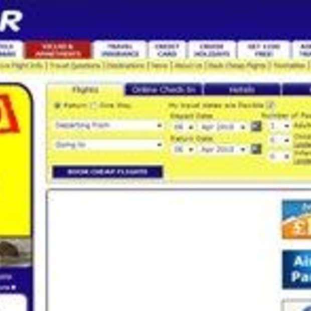 Enorme prijsverschillen vliegtickets Ryanair