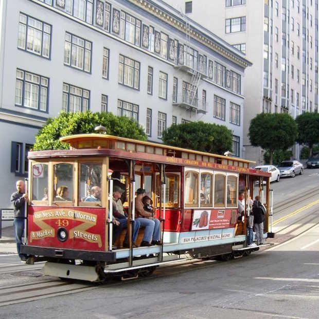 Video: zo steil zijn de straten in San Francisco