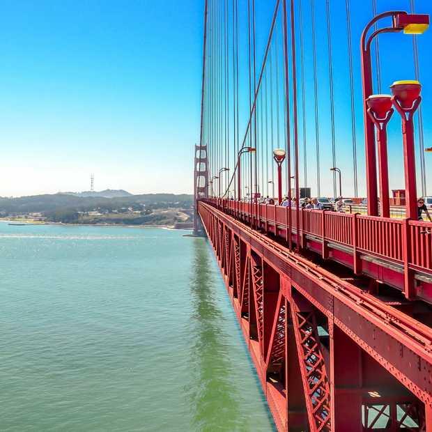 San Francisco heeft alles! Ontdek deze wereldstad op een fiets