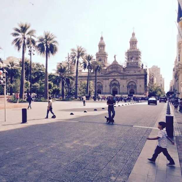Op reis naar Santiago & Pucon