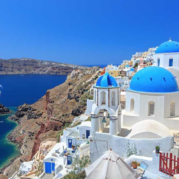 10 foto's waardoor jij nu op reis wil naar Santorini!