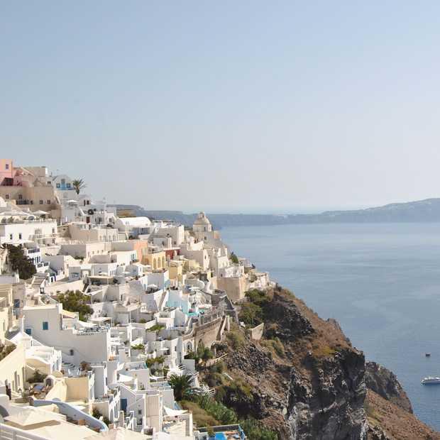 Santorini in één dag