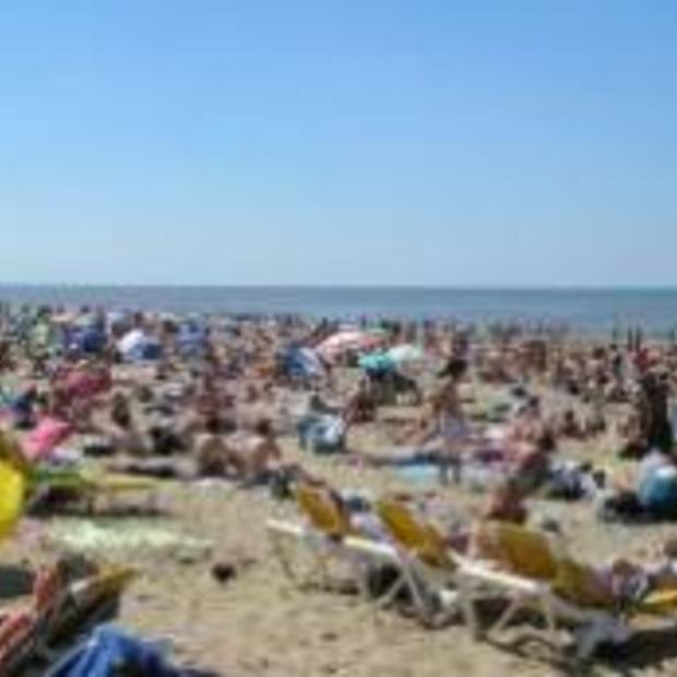 Gratis internetten op strand Scheveningen