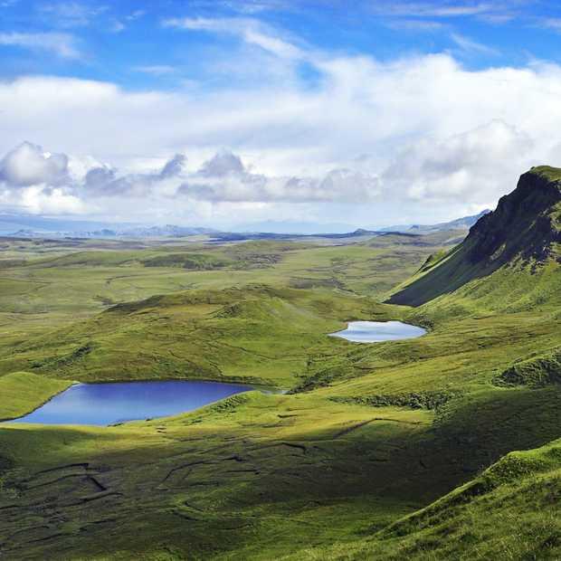 Zo mooi is de natuur in Schotland!