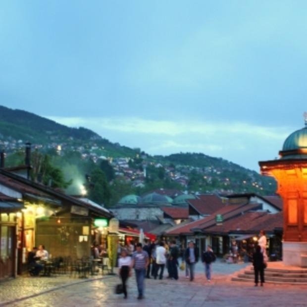 Stedentrip? Ga naar Bosnië, Sarajevo