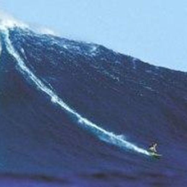 Tow in surfing, surfen voor gevorderden.....
