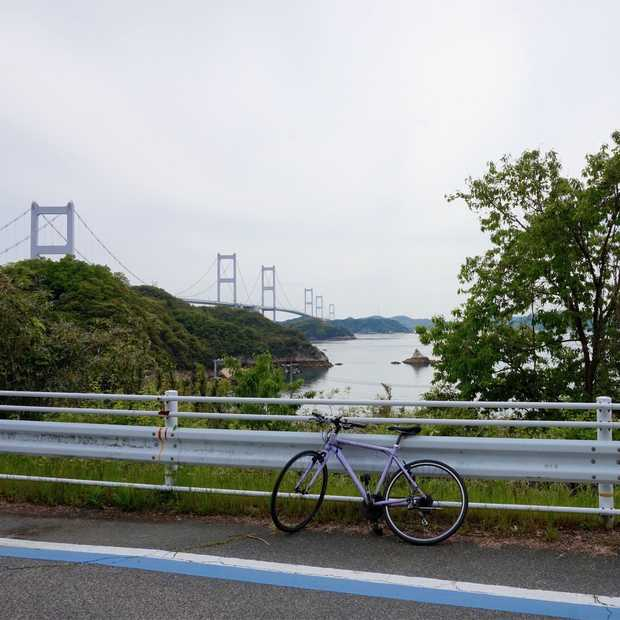Fietsen in Japan: doe de Shimanami Kaido