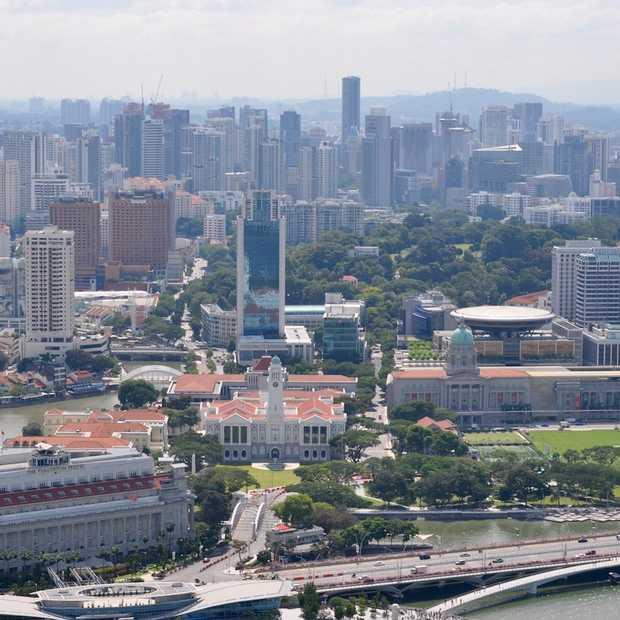 48 uur in Singapore