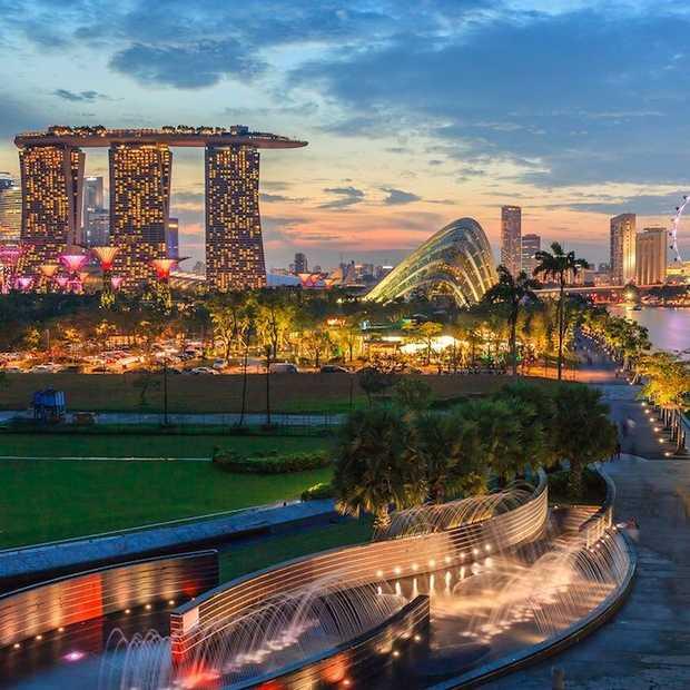 De duurste stad ter wereld: Singapore
