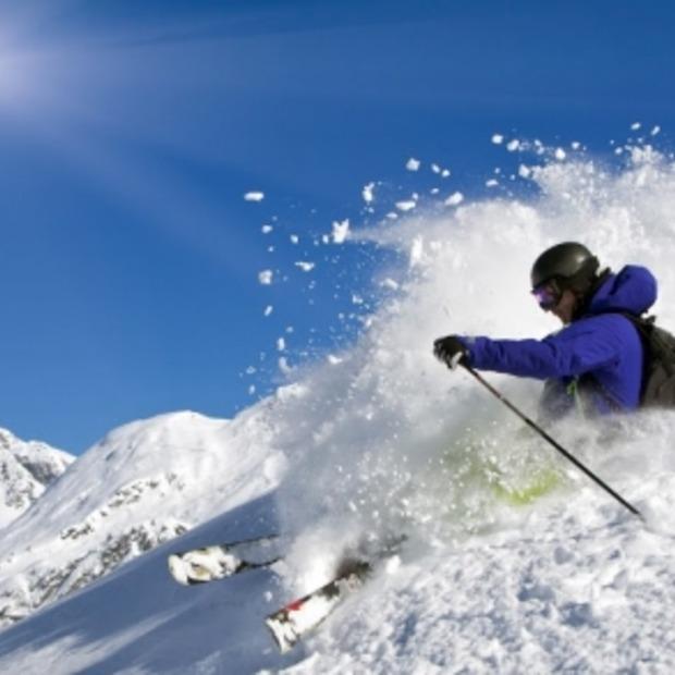 Korte skivakantie goedkoper met fly & drive?