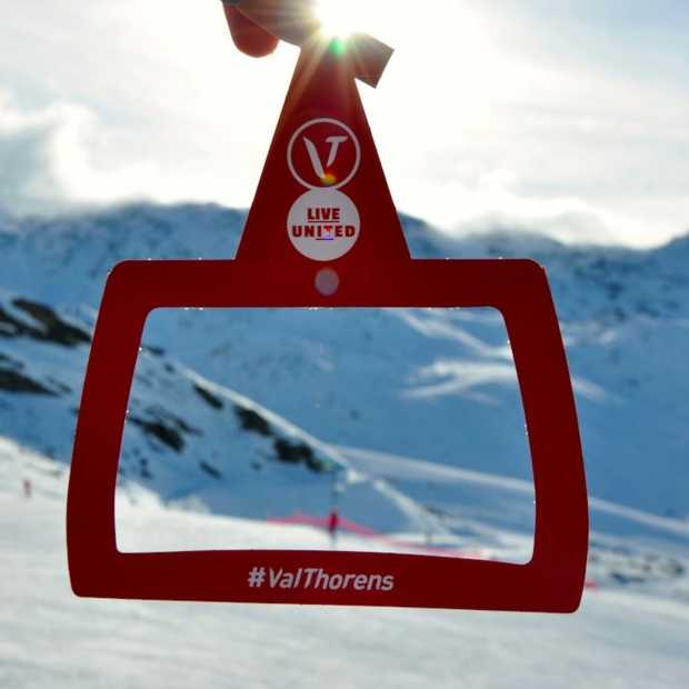 Wintersport in het voorjaar: skipret in Val Thorens!