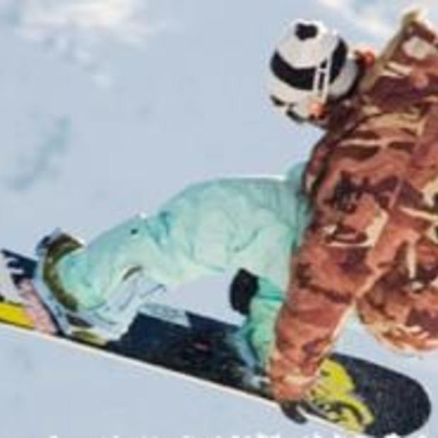 Nieuwe trends in het snowboarden?