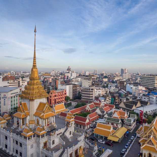 Het einde van street food in Bangkok?