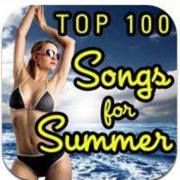 Top 100 zomerliedjes