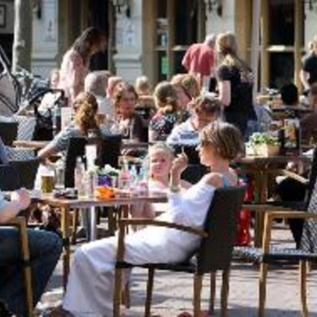 Amsterdam duurste terras van Nederland 2010