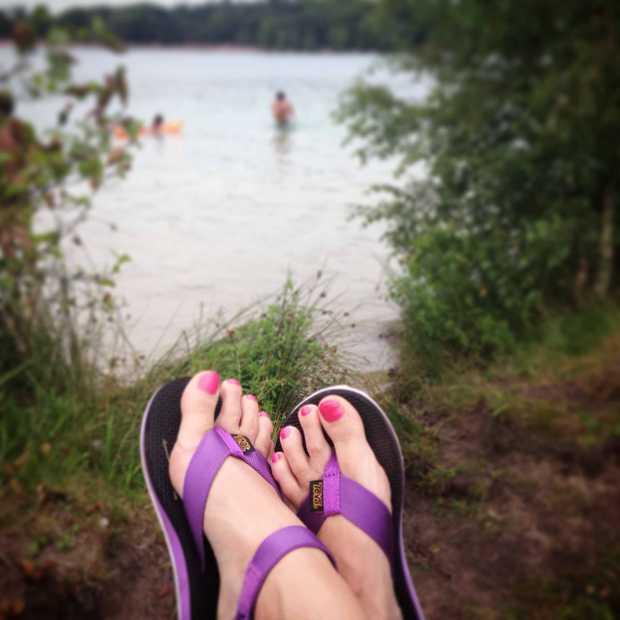 Teva sandalen al 30 jaar een begrip voor een vakantie in de natuur