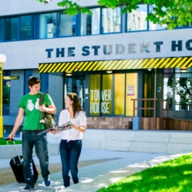 Op stand op kamers: The Student Hotel in Amsterdam is pure luxe voor studenten