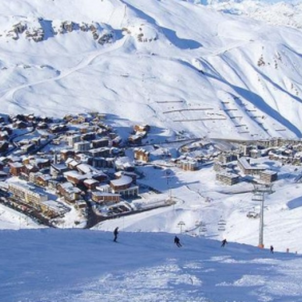Wintersport in Tignes