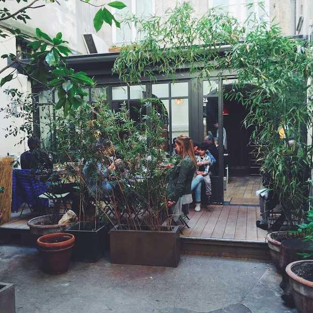4 keer lekker eten in de Marais, Parijs