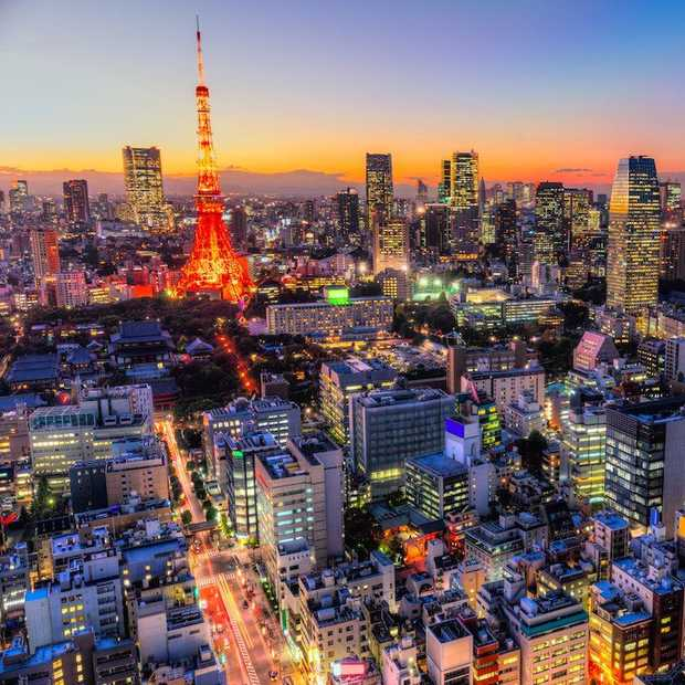 Verdwaald in Tokio