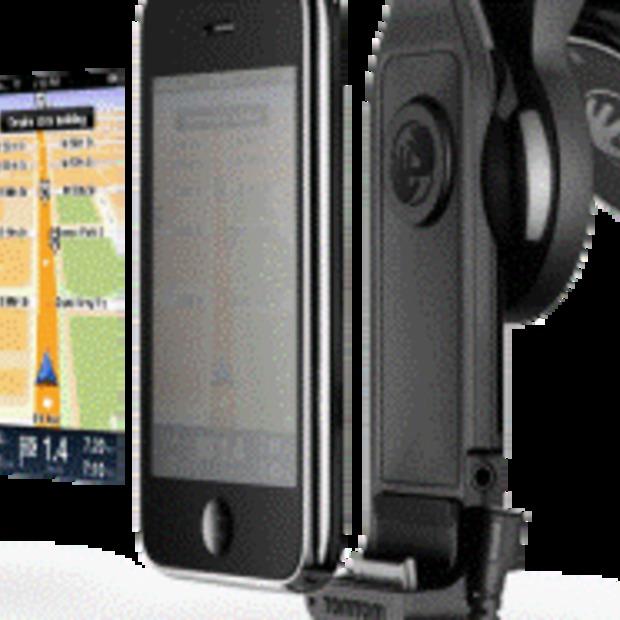 TomTom komt met iPhone app..