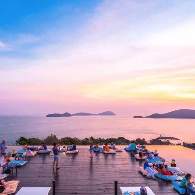 5 keer: bizarre rooftop bars in Azië