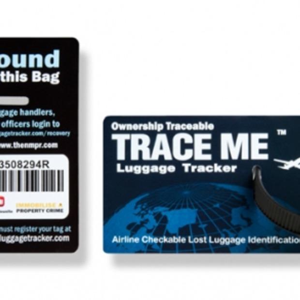 Morgen te winnen: 3x bagagelabel TraceMe inclusief Sinterklaasgedicht!!