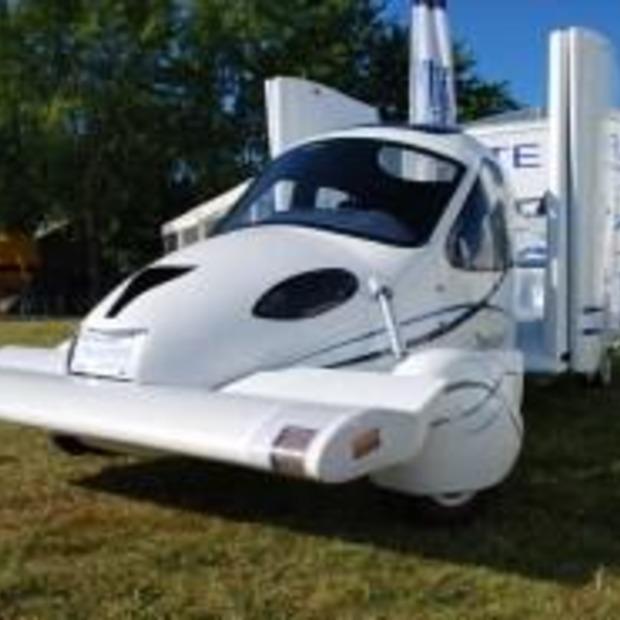 Transition; de vliegende auto!