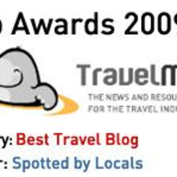 Nederlandse website wint Travel Blog Award