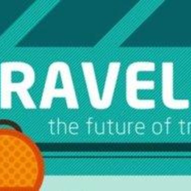 Infographic; Toekomst van de reiswereld (Travel 3.0)