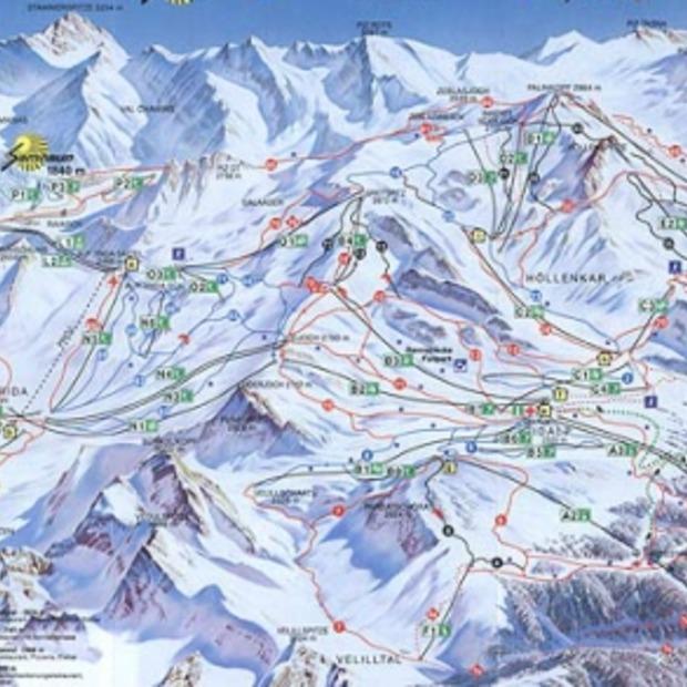 Goedkoop met Transavia naar opening wintersportseizoen Ischgl