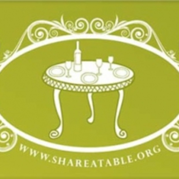 Nooit meer alleen dineren met Shareatable