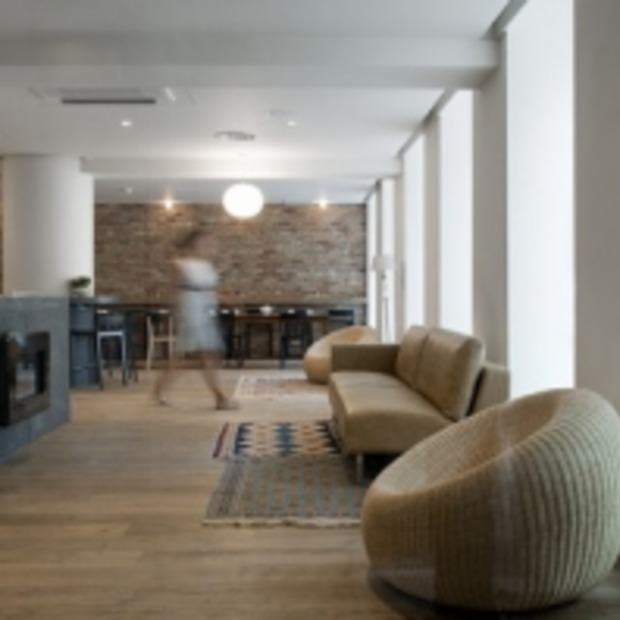 Townhouse Design Hotel Maastricht wint Dutch Hotel Award 2011