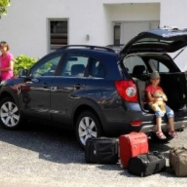 Veilig met kleine kinderen op vakantie