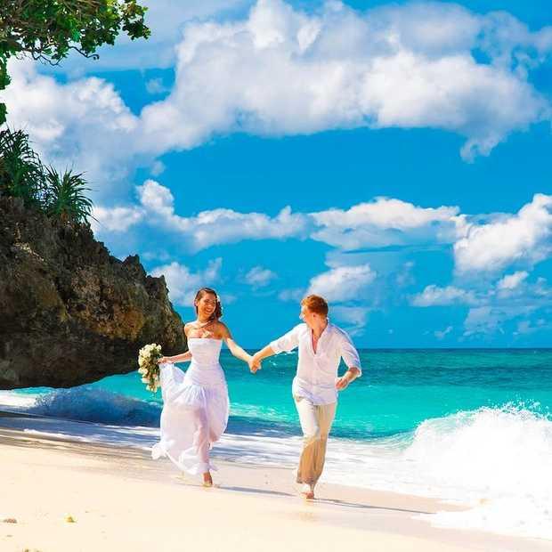 De mooiste plekken om te trouwen in het buitenland