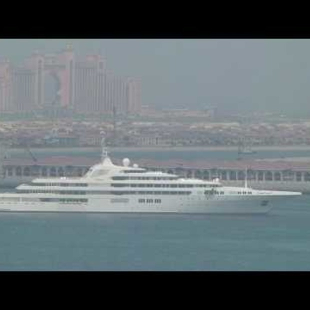 Video: Jacht Dubai