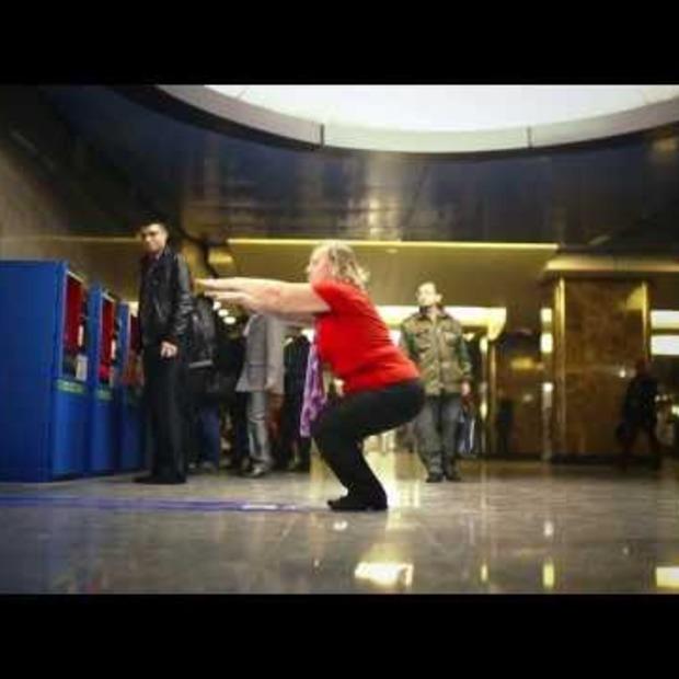 Video: Zo raken de Russen zelf in shape voor de Olympische Winterspelen in Sotsji