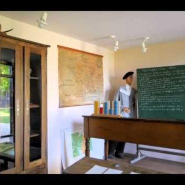 Video: Musée du Pays du Der