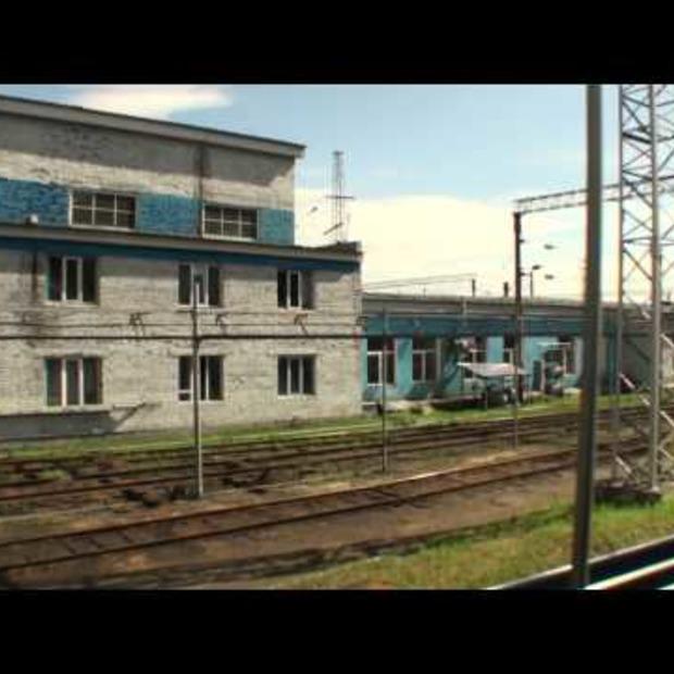 Video: De Trans Siberie Express